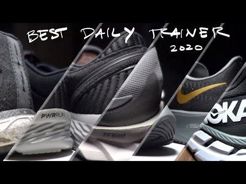 Best Daily Trainers 2020