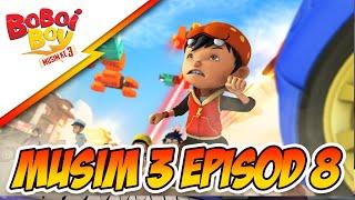 BoBoiBoy Musim 3 Episod 8: Ketibaan 5 Panglima Scammer