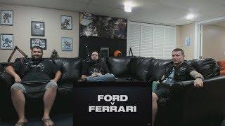 Renegades React to... FORD v FERRARI | Official Trailer 2