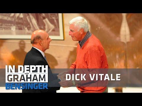 Dick Vitale: Bob Knight's incredible HOF gesture
