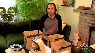 This Toronto man keeps getting mystery Amazon packages