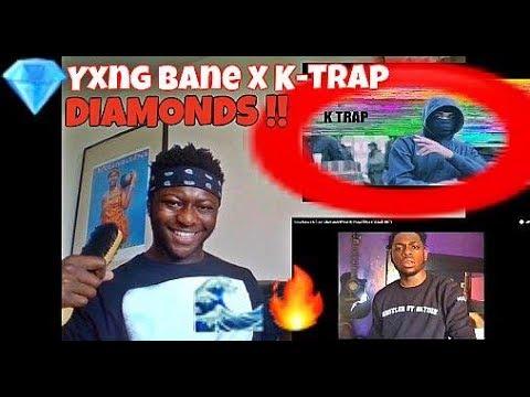 Yxng Bane x K-Trap   Diamonds (Prod. By Nyge) [Music Video]: SBTV - REACTION