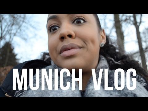 Munich Weekend: UNIVERSITY, COFFEE DAY, NYMPHENBURG CASTLE | VLOG