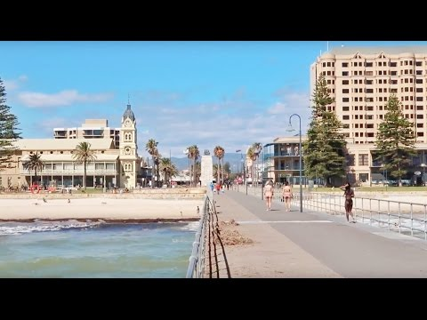 SIGHTSEEING IN ADELAIDE AUSTRALIA 2017