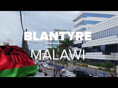 Discover Malawi's Blantyre: Africa's Beautiful City you've n