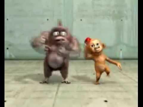 monkey farts!