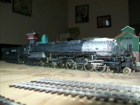 Brass HO Tenshodo Big Boy 4-8-8-4 Union Pacific 4000 Ebay Sale ~