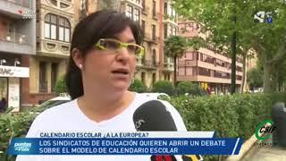 Puntos de vista (29/05/18 Aragón Televisión) Calendario Escolar 2018-2019