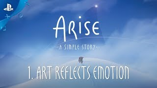 Arise: A Simple Story - 1. Art Reflects Emotion | PS4