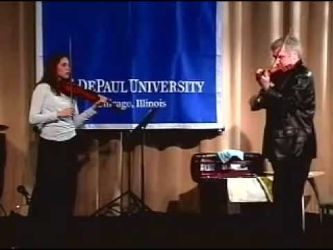 November 10, 2003, DePaul University Chicago, Illinois