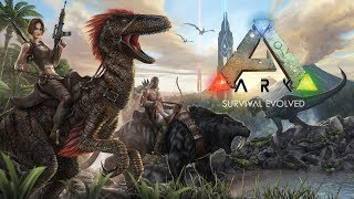 ARK: SURVIVAL EVOLVED | #2 La dura vida en ARK