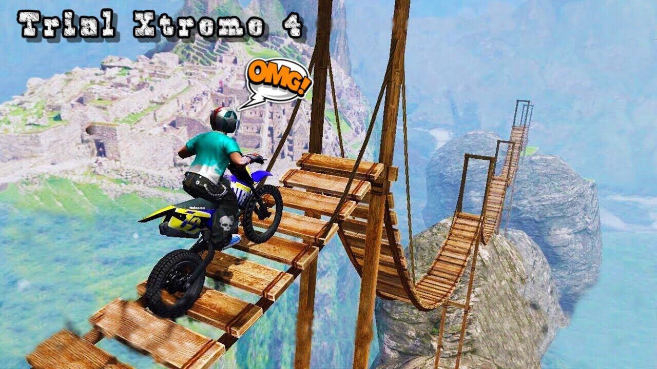 Game Đua Xe Địa Hình | Đua Xe Máy Địa Hình | Trải Nghiệm Game Trial Xtreme 4