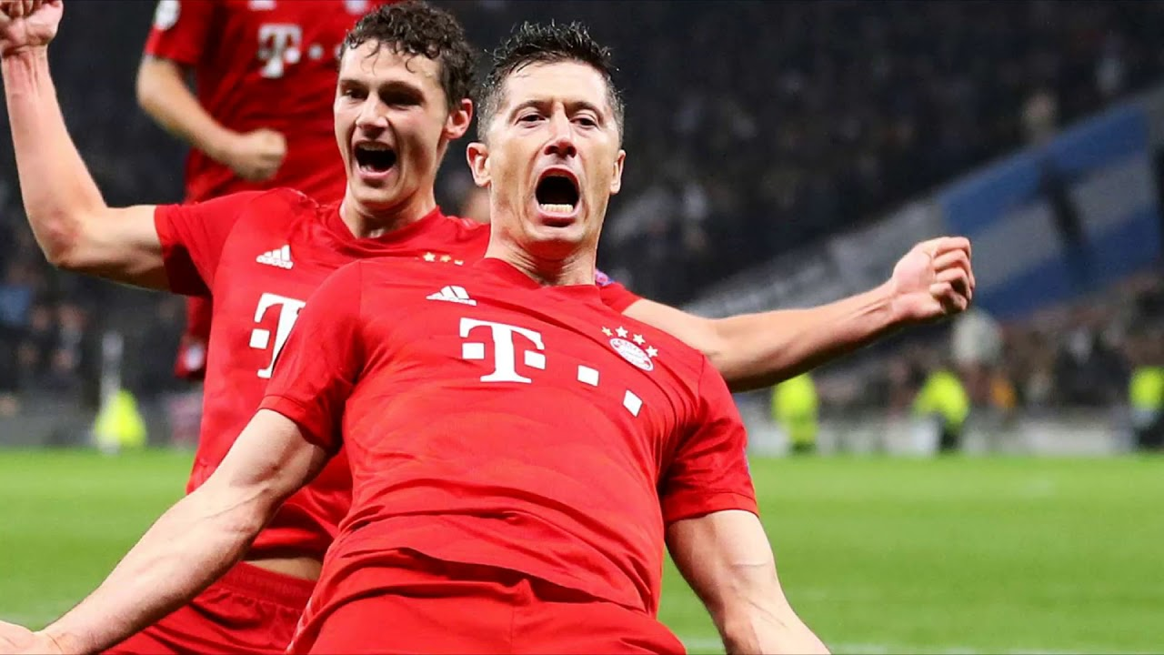 Tottenham Hotspur FC in Champions League capitulation as FC Bayern Munich wins 7-2