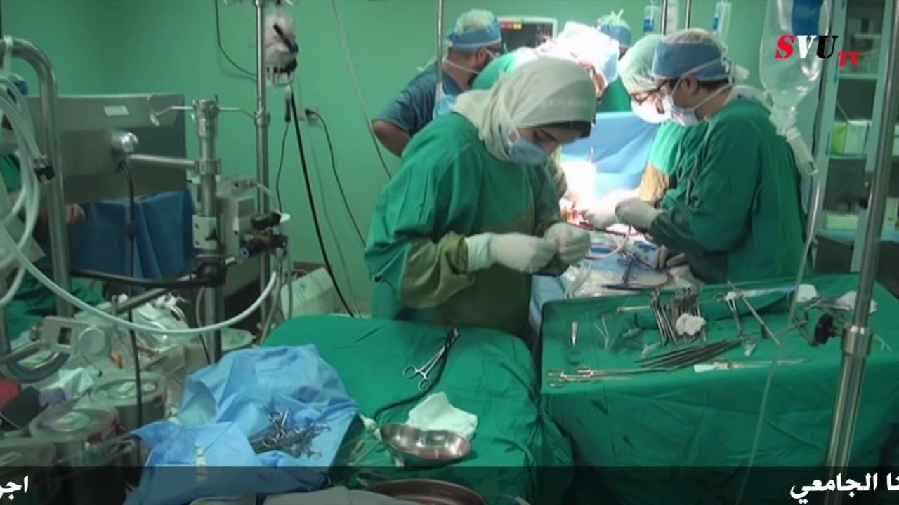 جراء عمليات القلب المفتوح بمستشفي قنا الجامعي حوار مع الدكتورعادل الجمل