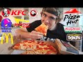 30,000+ CALORIE FAST FOOD & FAVORITES CHEAT DAY I 17 CHAINS IN 29 HOURS I PART I