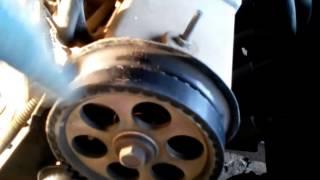видео ВАЗ-2114: замена ремня ГРМ. Пошаговая инструкция