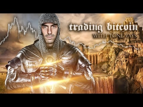 🎬 Tone Vays: Trading Bitcoin - Big Rejection at $8.5k, What's Next for $BTC?
