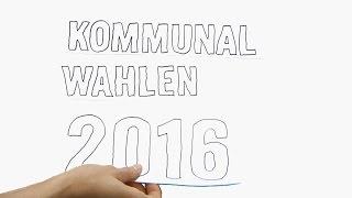 Kommunalwahl 2016: Wer wird wie gewählt?