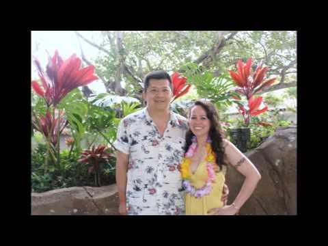 Tom&Christine Vacation in Waikiki