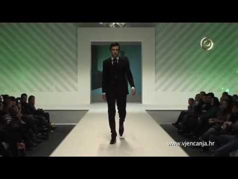Martin Arbanas 2012, revija muških odijela (1) - w