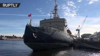видео Музей «Ледокол «Красин» в Санкт-Петербурге