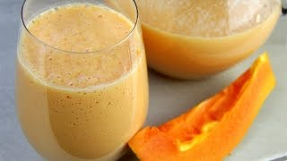 How To Make Papaya Punch [lactose Friendly | Dairy Free] - Chris De La Rosa