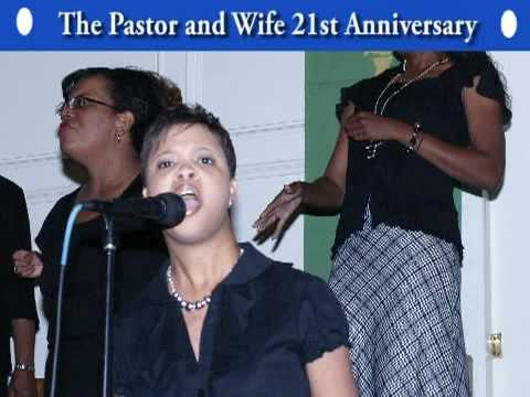 PBC Honoring our Pastor and Wife - YouTube