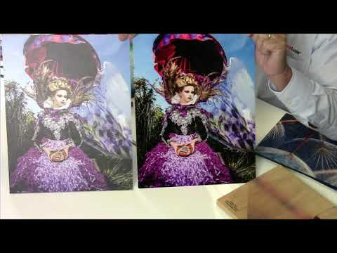 Commercial Dye-Sublimation Applications with Chromaluxe