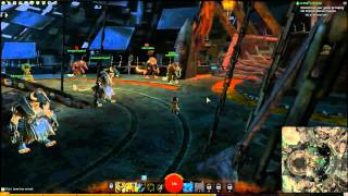Guild Wars 2 - 4. Black Citadel Complete run through