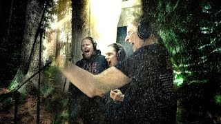 Wintersun - Forest Documentary Part 7 - 3-man Choir Session