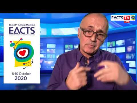 EACTS TV Wednesday