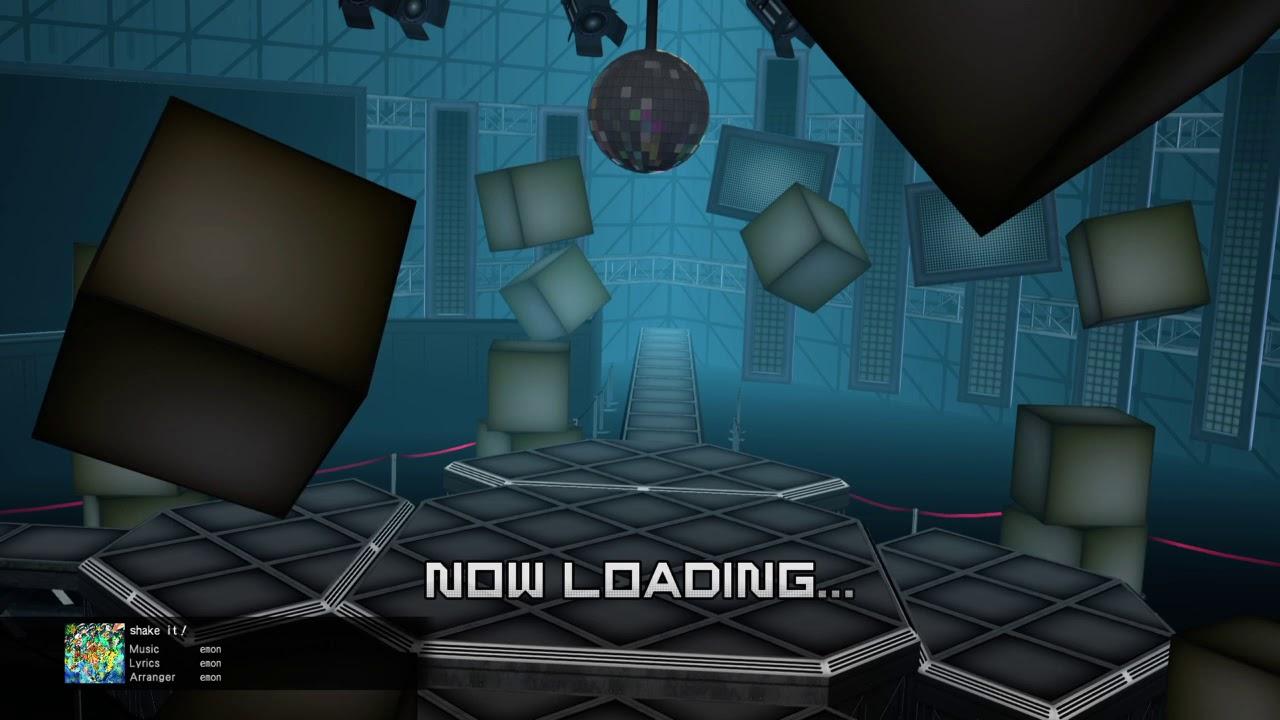 Hatsune Miku: Project DIVA Future Tone DX - The Cutting Room