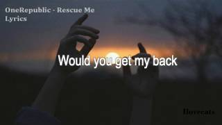 onerepublic rescue me free mp3 download