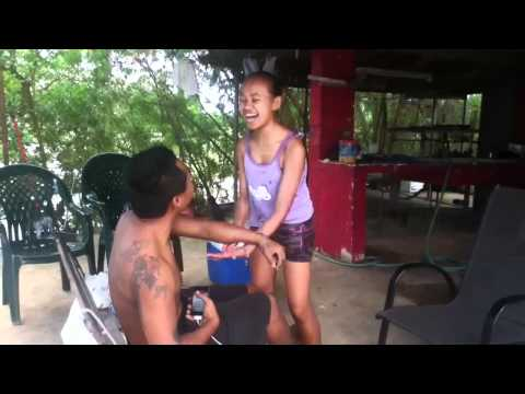 Money prank on Guam