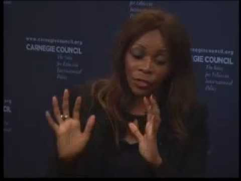 Dambisa Moyo: Responding to Criticism from Jeffrey Sachs