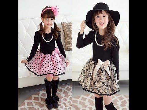 Modern Dresses For kids  a53a76e82520
