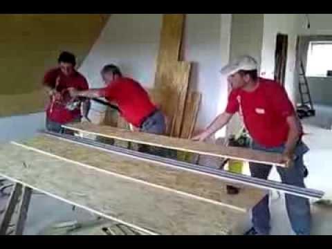 Простота эксплуатации OSB 3 - YouTube