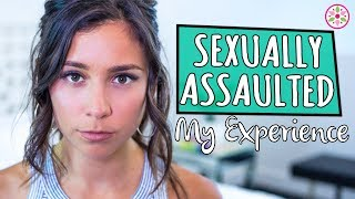 I WAS SEXUALLY ABUSED #metoo