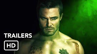 Arrow Season 2 (2013) - All Trailers and Promos