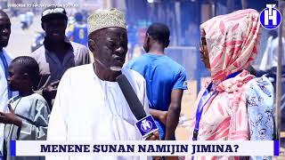 Menene Sunan Namijin Jimina  Street Questions EPISODE 41