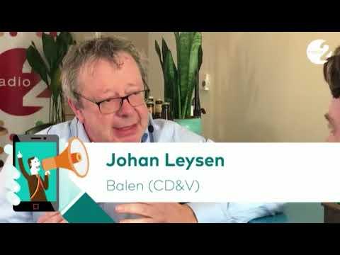 Burgemeestersmarathon  Johan Leysen  Balen