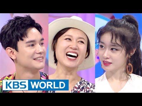 Hello Counselor - Park Miseon, Kim Jongmin, Jiyeon, Peter Hyun [ENG/TAI/2017.08.21]