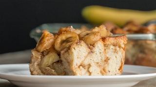 8-10人分,23cm×33cmの耐熱皿 材料: <キャラメルバナナ> バター 110g ...
