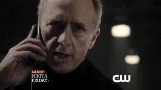 Nikita Season 2 - Episode 14 'Rogue' Official Promo Trailer