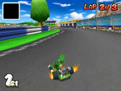 mario kart ds beta figure 8 circuit youtube. Black Bedroom Furniture Sets. Home Design Ideas