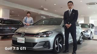 ★☆Volkswagen池上 GOLF 7.5 GTI   DWA車両☆★