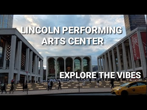 Columbus Circle to Lincoln Center - Upper Westside | NYC Vibes