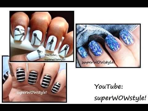 3 lazy girls nail designs an easy beginners nail art tutorial 3 lazy girls nail designs an easy beginners nail art tutorial youtube prinsesfo Choice Image
