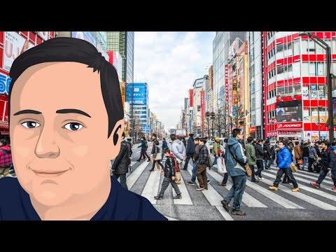 Tokyo Day Trip: Shibuya Crossing, Meiji Shrine/Yoyogi Park (Tokyo Travel Vlog Ep 5)