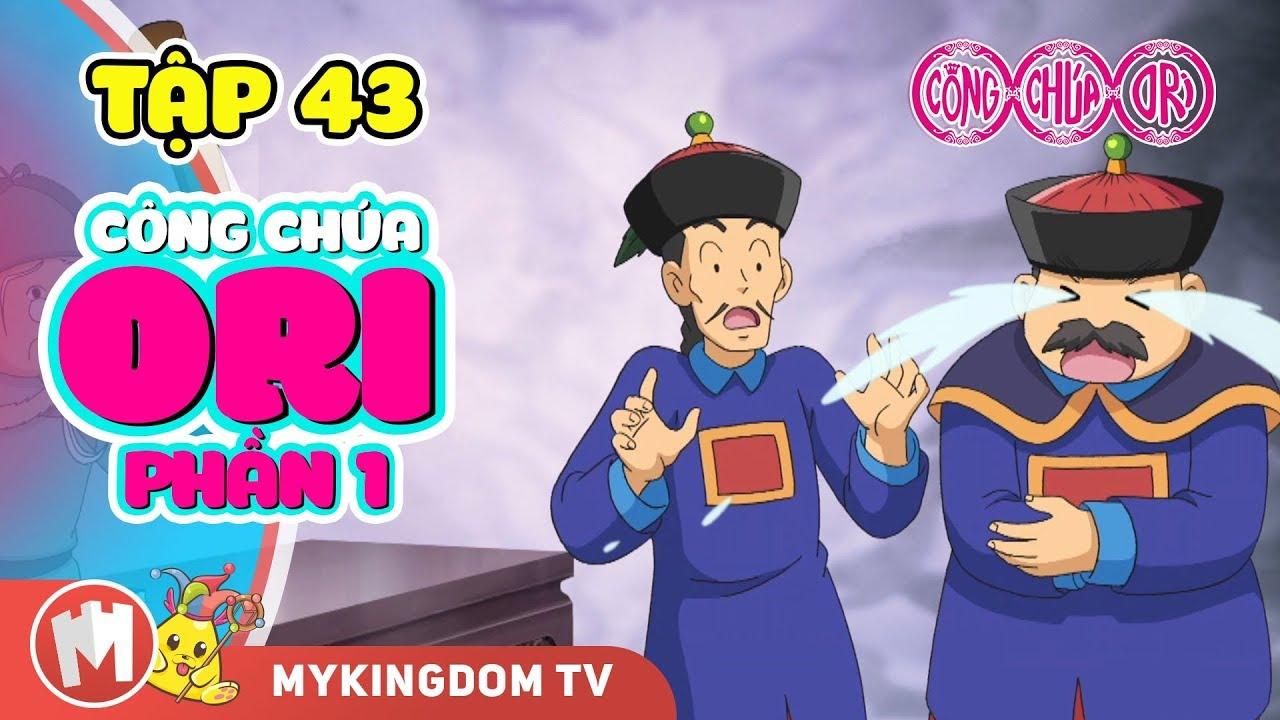 CÔNG CHÚA ORI - Phần 1 | Tập 43: Người Thầy Tuyệt Vời | Phim hoạt hình Ori
